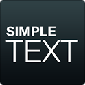 文字图标生成器:Simple Text-Text Icon Creator 3.6.3
