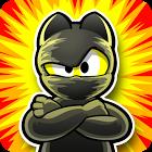忍者喵英雄:Ninja Hero Cats 1.3.2