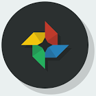Naxos Flat Round Icon Pack 6.7