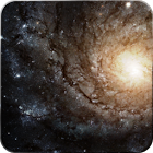 宇宙星云动态壁纸:Galactic Core Live Wallpaper 2.31
