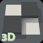别踩白块儿3D:Don\'t tap the white tile 3D 1.07