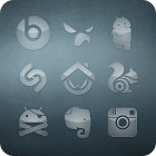 MNML Glass Icon Pack 3.4.1