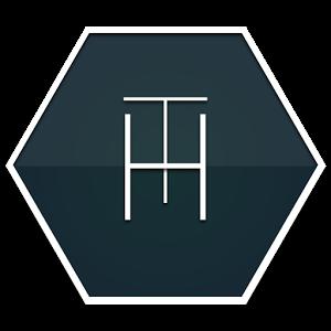 16进制时间动态桌面:HexaTime