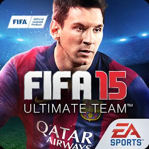 FIFA 15 终极队...