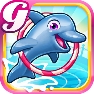 海豚表演:Dolphi...