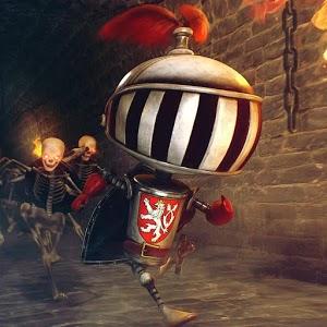 胆小骑士:Coward...