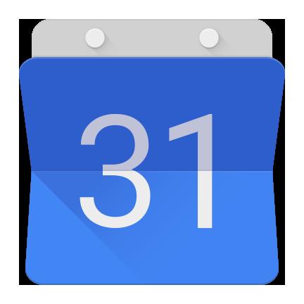谷歌日历:Google Calendar