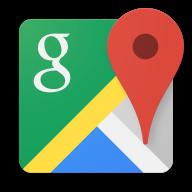 谷歌地圖:Google maps