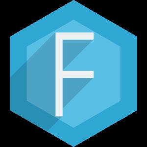 六边形扁平图标包:Flatty Icon Pack