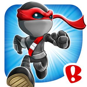忍者跳跃冲刺:Ninjump Dash
