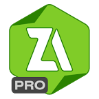 ZArchiver解压缩...