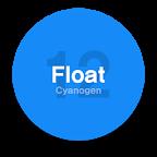 Floating CM12 Theme 1.2