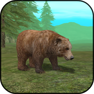 野熊模拟器:Wild Bear Simulator 3D 1