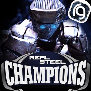 铁甲钢拳冠军:RealSteelChampions 1.0.279