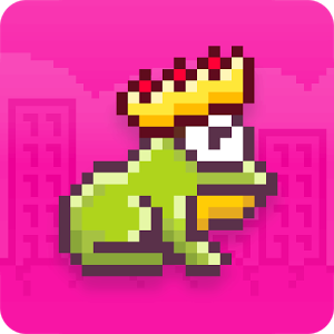 跳跳蛙2:Hoppy Frog 2 1.2.6
