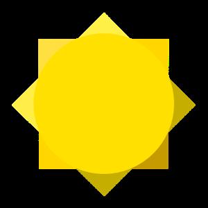 质感设计天气小挂件:Material Weather Widget 1.9.3