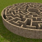 3D迷宫:3D Maze...