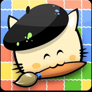 饥饿小猫数字绘画:Hungry Cat Picross 1.78