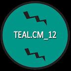 CM12/RR/LS Teal Cm theme 10