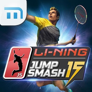 李宁羽球杀15:Li-Ning Jump Smash™ 15 1.3.9
