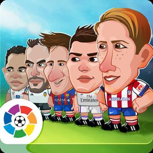 西甲大头头球:Head Soccer La Liga
