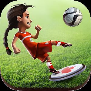 寻径足球:女足世...