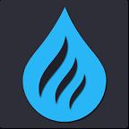 Vapor Blue - Layers Theme 5.8