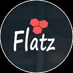 Flatty Juse Dark Cm12.x theme 3.6