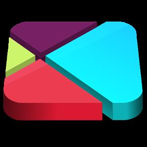 3D Square图标包 1