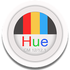 Hue Light CM12/12.1 Theme 1.3