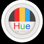 Hue Light CM12/12.1 Theme 1.3