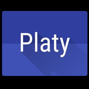 Platy UI图标包 0.2b