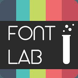百变美图字体:Font Lab 1.0.9