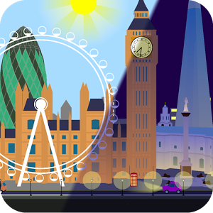 极简伦敦动态壁纸:SteScapes - London Live Wallpaper 1.2