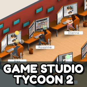 游戏工作室大亨2:GST 2 3.5