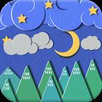 一纸天空动态壁纸:Paper Sky Live Wallpaper 1.0.8