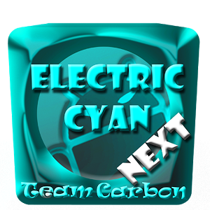 Electric Cyan N...