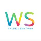 CM12/12.1 WS Blue Theme 2.01