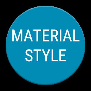 质感设计挂件包:Material Style Widget Pack 1.1