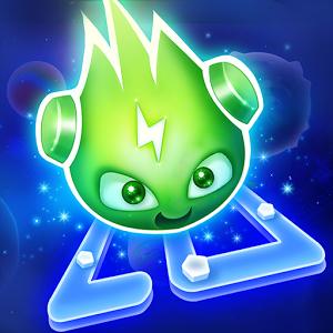 荧光怪物:Glow Monsters