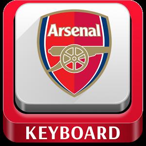 阿森纳官方输入法:Arsenal Official Keyboard