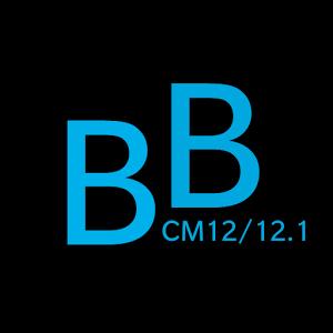 CM12/12.1 BBUI Theme 1.7
