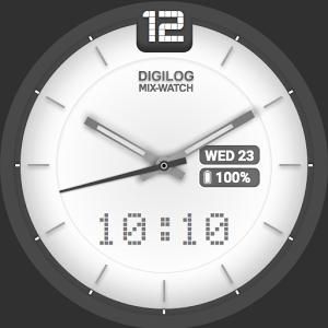 DIGILOG MIX-WATCH表盘 1.0.0