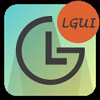 Material LGUI Dark CM12/12.1 1.4