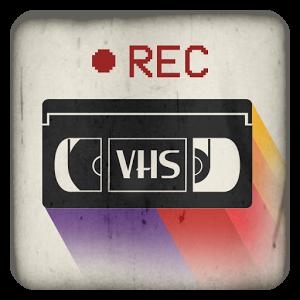 传统录像带相机:VHS Camera