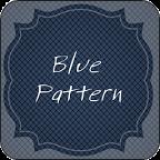 Blue Pattern Cm12/12.1 Theme 1