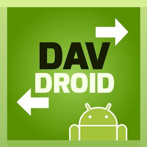 DAVdroid 1.0.5