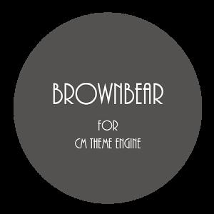 Brownbear CM12.X Theme主题 1.3