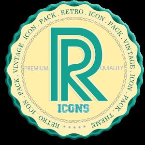 RETRO图标包 4