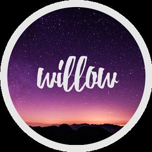 Willow表盘制作...